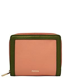 Logan Mini Multifunction Leather Wallet