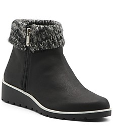 Trapeza Women's Booties