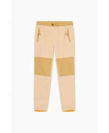 Men's Polar Fleece Nylon Jogger