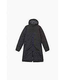 Men's Long Puffer Coat