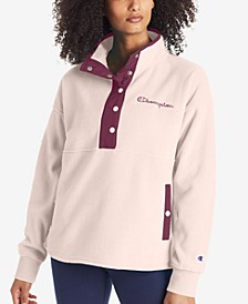 Women's Explorer Fleece Snap-Front Top