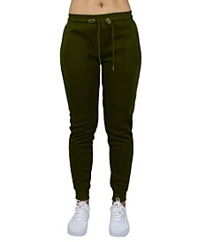 Women's Loose Fit French Terry Jogger Sweatpants
