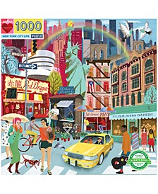 NY City Life 1000-Pc. Puzzle