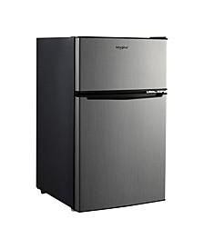 3.1 cu. ft. Dual Door Compact Refrigerator