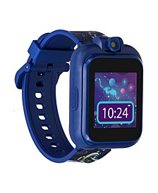 Kid's Playzoom 2 Spaceman Print Tpu Strap Smart Watch 41mm
