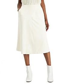 Seamed Skirt, Created for Macy's