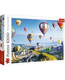 Jigsaw Puzzle View of Cappadocia, 1000 Piece