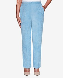 Women's Missy Dover Cliffs Corduroy Proportioned Short Pant