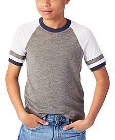 Big Boys and Girls Slapshot Jersey T-shirt