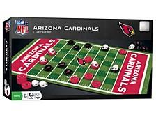 MasterPieces Puzzle Company Arizona Cardinals Checkers