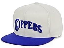 Los Angeles Clippers 2-Tone Classic Snapback Cap