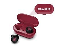 Prime Brands Oklahoma Sooners True Wireless Earbuds