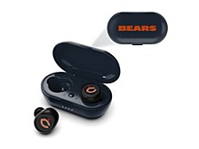 Prime Brands Chicago Bears True Wireless Earbuds