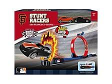 DGL Group San Francisco Giants Stunt Racer Track Playset