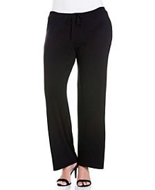 Women's Plus Size Comfortable Stretch Pants