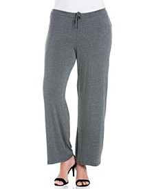 Women's Plus Size Comfortable Stretch Pants