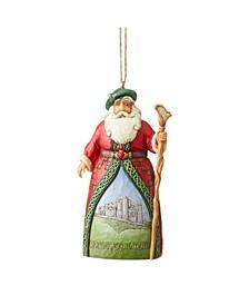 Enesco Irish Santa Ho