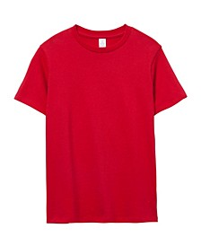 Big Boys and Girls Outsider Heavy Wash Jersey T-shirt