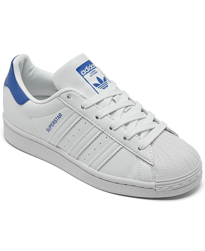adidas Big Boys Superstar Casual Sneakers from Finish Line ...