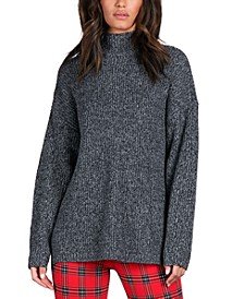 Stay In Tunic Sweater