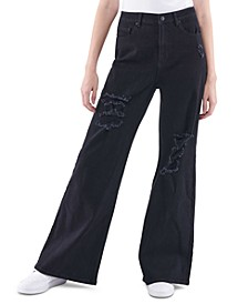 Juniors' High Rise Skater Jeans