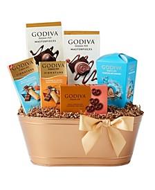 Golden Godiva Gift Tin