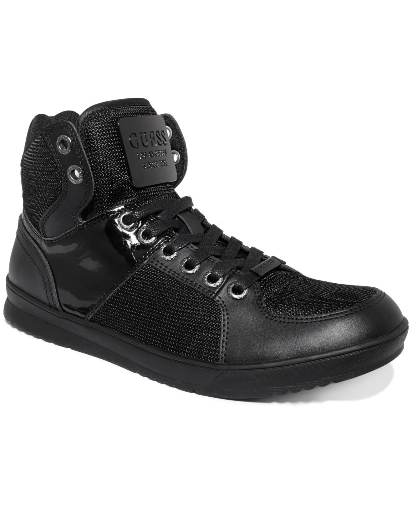 Guess Men Shoes Guess Men's Shoes Trippy5