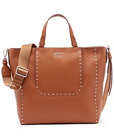 Pauline Leather Tote