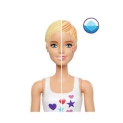 Barbie Color Reveal Doll and Accessories-DogPark/MovieNight
