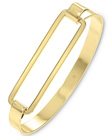 Double Bar Tension Bangle Bracelet, Created for Macy's