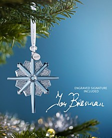 2020 Signed Ornament Collection