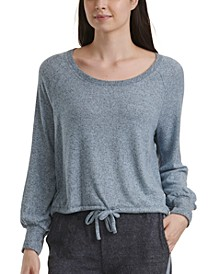 Splendid Long Sleeve Loungewear Top