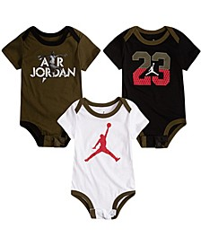 Baby Boys Bodysuit 3-Pack