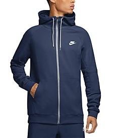 Men's Full-Zip Modern Fleece Hoodie