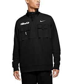 Men's NikeAir Half-Zip Track Jacket