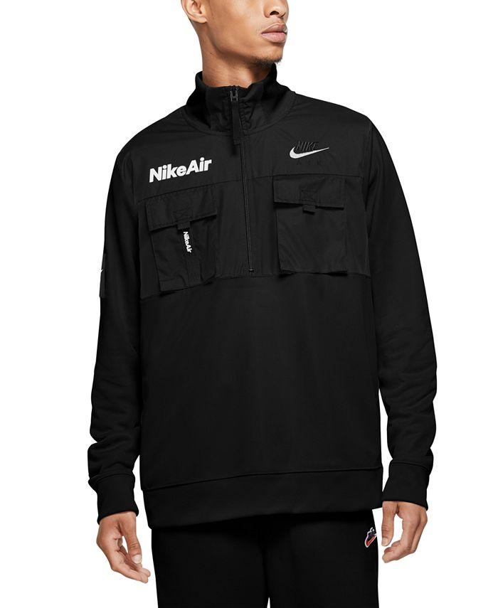 Nike - Men's Air Half-Zip Track Jacket