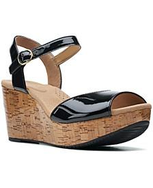Annadel Mystic Wedge Sandals