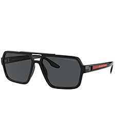 Sunglasses, PS 01XS 59