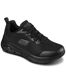 Women's Work - Arch Fit Slip Resistant Work Sneakers from Finish Line