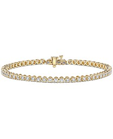 Diamond Tennis Bracelet (2 ct. t.w.) in 14k Gold