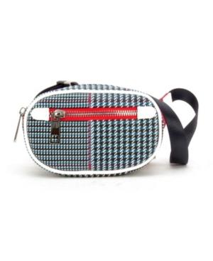 Plaid Capsule Belt Bag