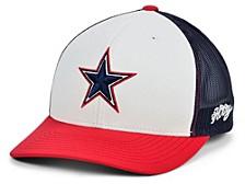 Dallas Cowboys Hooey Basalt Adjustable Cap