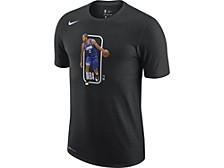 Kawhi Leonard Los Angeles Clippers Men's Player Logo T-Shirt