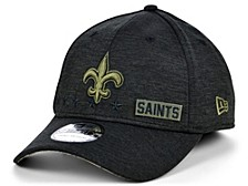 New Orleans Saints 2020 On-field Salute To Service 39THIRTY Cap