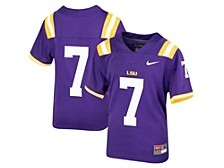 LSU Tigers Toddler Replica Football Game Jersey