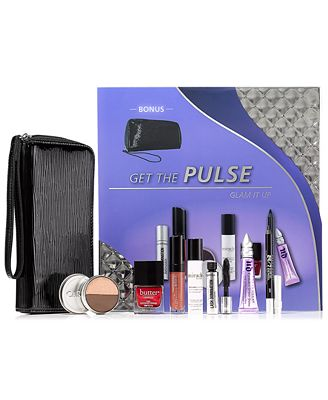 Macy's Impulse Beauty Get The Pulse Glam It Up Set - A Macy's Exclusive