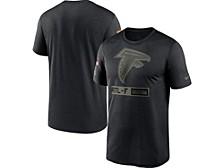 Atlanta Falcons 2020 Men's Salute to Service Legend T-Shirt