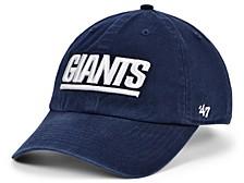 New York Giants CLEAN UP Cap