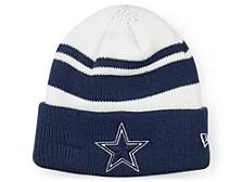 Dallas Cowboys Cozy Knit Hat
