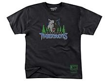 Minnesota Timberwolves Men's Retro Logo T-Shirt